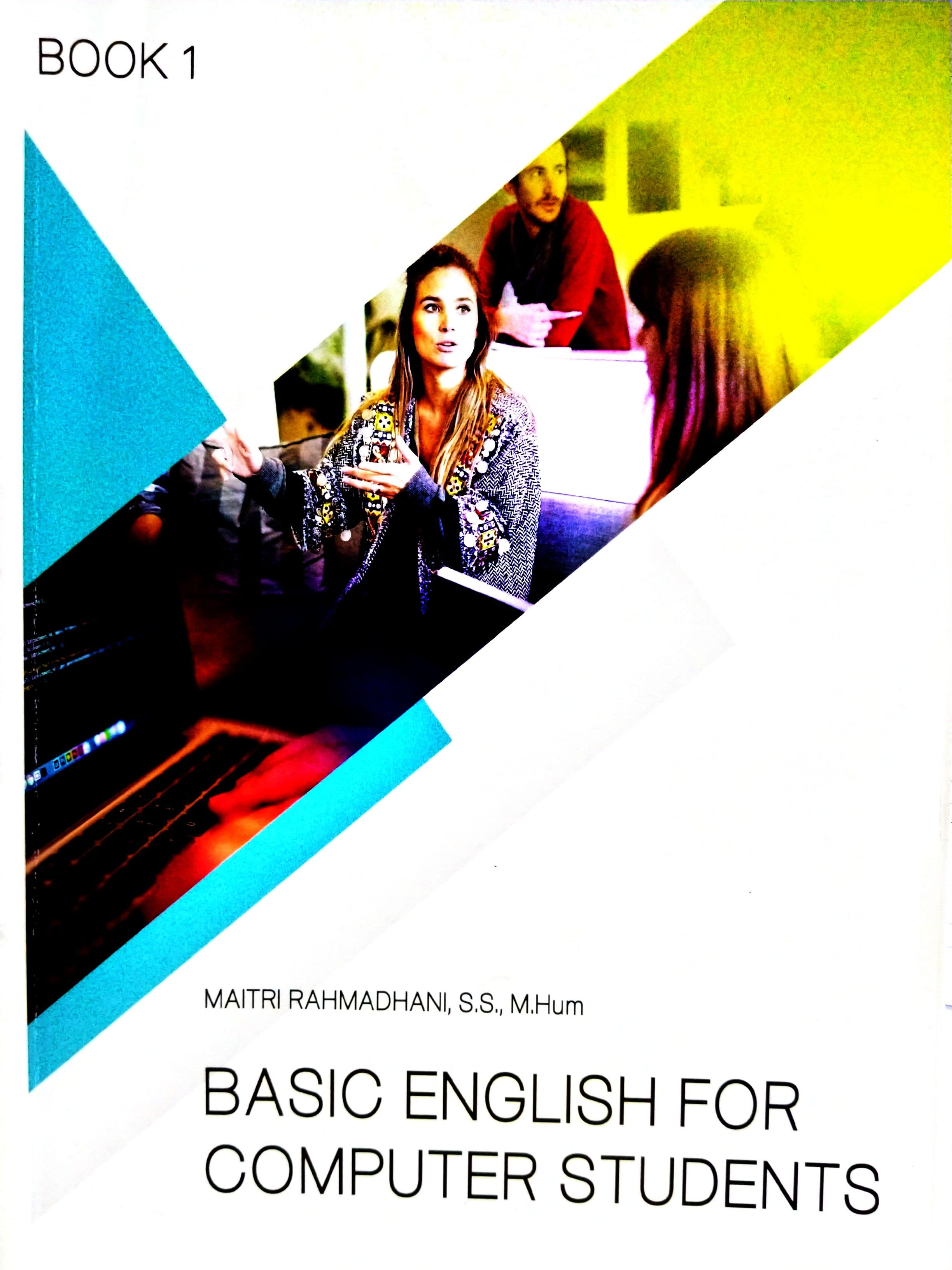 BASIC ENGLISH FOR COMPUTER STUDENTS